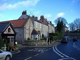 Cleadon - Image: Cleadon Village. geograph.org.uk 294955