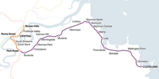 Cleveland railway line