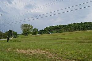 Clover Township, Jefferson County, Pennsylvania - Countryside between Corsica and Summerville