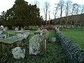Clunbury churchyard - geograph.org.uk - 654998.jpg