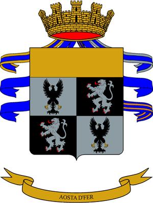 Vittorio Veneto Armored Brigade - Image: Co A mil ITA rgt cavalleria 06
