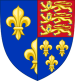 CoA of Mary of England.png