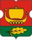 Mitino縣 的徽記