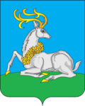 Coat of Arms of Odintsovo (Moscow oblast).png