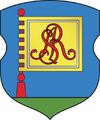 Coat of Arms of Pierabrodździe, Belarus.png