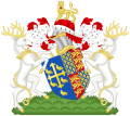 Coat of Arms of Richard II of England (1377-1399).svg