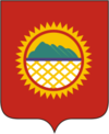 Coat of Arms of Solnechny rayon (Khabarovsk krai).png