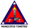 Official seal of Timóteo
