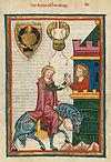 Codex Manesse 251r Bruno von Hornberg.jpg