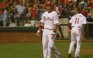 Cody Ransom - Ransom with the Philadelphia Phillies