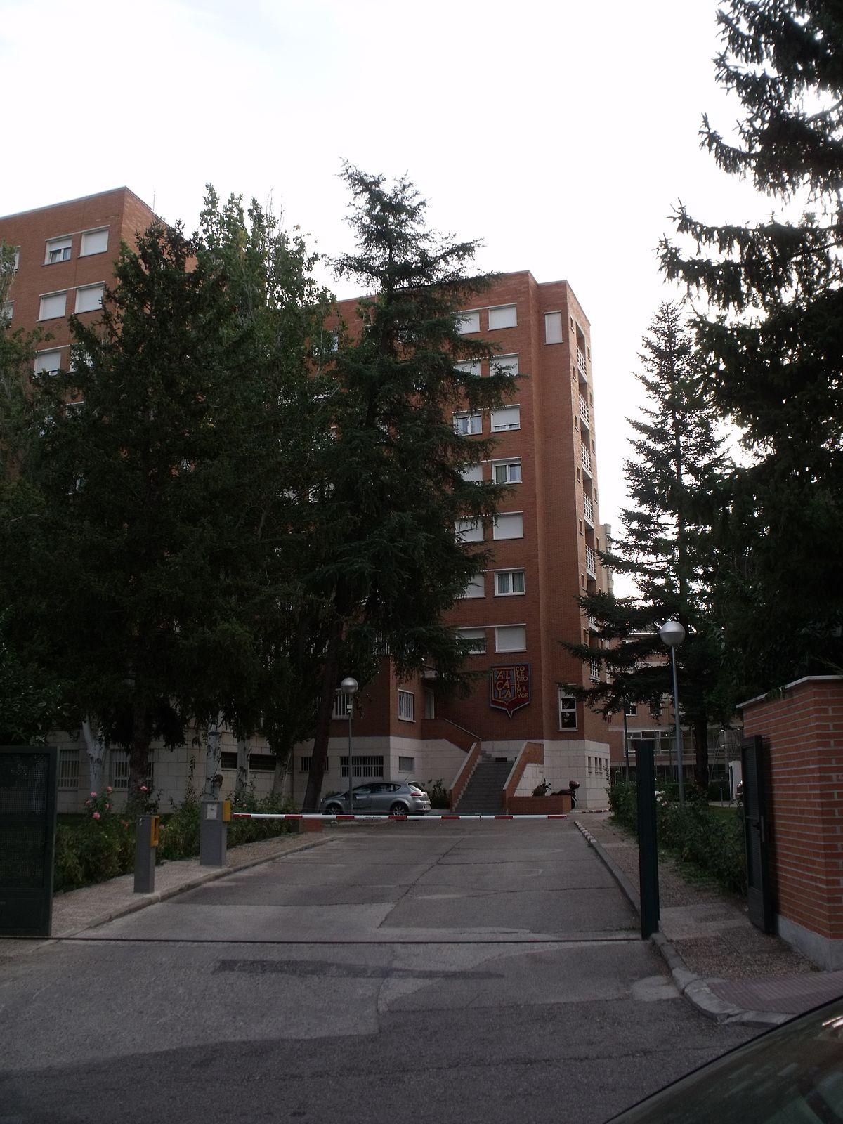 Colegio mayor alcal wikidata - Colegio escolapias madrid ...