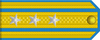 Colonel rank insignia (North Korean police).png