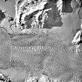 Columbia Glacier, Calving Terminus, Terentiev Lake, Kadin Lake, February 17, 1992 (GLACIERS 1565).jpg