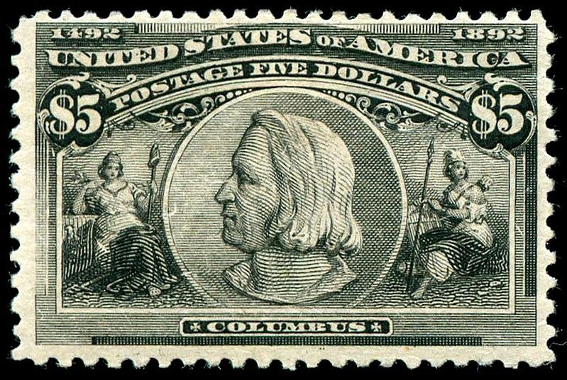 File:Columbus 1892 Issue-$5.jpg