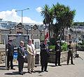 Commémoration de l'Appel du 18 Juin 1940 Saint Hélier Jersey 18 juin 2012 05.jpg