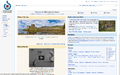 Commons main page with mouse over Upload file.png
