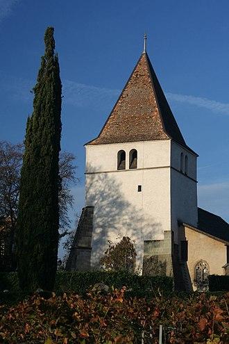Commugny - Image: Commugny Eglise