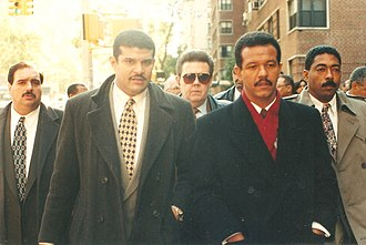 Leonel Fernandez was president of the Dominican Republic for three constitutional terms (1996-2000, 2004-2008 and 2008-2012). Con LF1.jpg