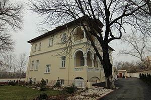 Alecu Filipescu-Vulpea - Belvedere (or Golescu–Grant) Manor, as it looked in 2013