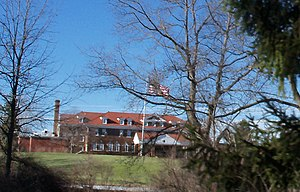 Lake Township, Stark County, Ohio - Congress Lake clubhouse