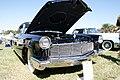 Continental 1956 MarkII HenryFordII RFront Lake Mirror Cassic 16Oct2010 (14874760414).jpg