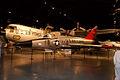 Convair F-102A Delta Dagger 56-1416 LSide Cold War NMUSAF 26Sep09 (14596898691).jpg