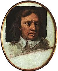 Самуэль Купер. «Незаконченная миниатюра с портретом Кромвеля»