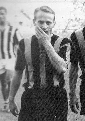 Mauro Bicicli - Bicicli with Internazionale in 1959