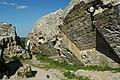 Corfe Castle Ruins, Dorset - geograph.org.uk - 1492352.jpg
