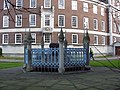 Coronation stone in front of Kingston Guildhall - geograph.org.uk - 8664.jpg
