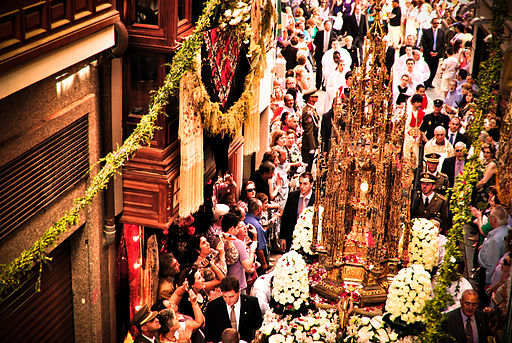 Corpus Christi - Toledo, Spain - 2010 -