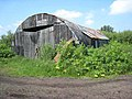 Corrugated iron barn, Methwold Fen - geograph.org.uk - 463945.jpg