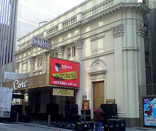 Broadway theatre in New York City, United States