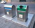 Coslada - Reciclaje de residuos urbanos.jpg