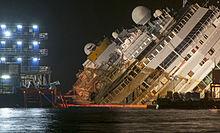 Costa Concordia Wikipedia