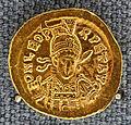 Costantinopoli, impero d'oriente, leone I solido, 462-473 dc.JPG
