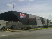Australia's first Costco outlet, at Docklands, Victoria