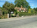 Cottages in Clifton Hampden - geograph.org.uk - 46086.jpg