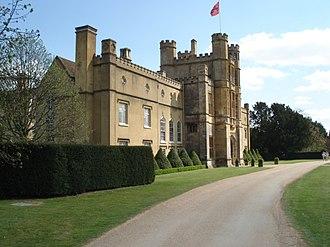 Coughton, Warwickshire - Image: Coughton Court 03