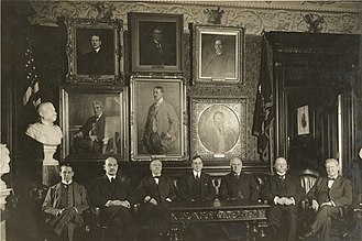 Council of National Defense - Image: Council of National Defense WWI