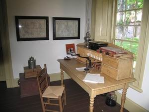Cove Fort - Telegraph office