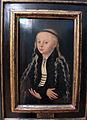 Cranach il vecchio, ritratto di maddalena lutero, 1539-40 ca..JPG