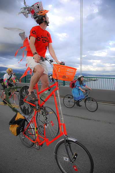 File:Critical Mass Tall Bike.jpg