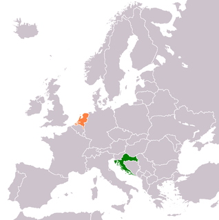 Croatia–Netherlands relations