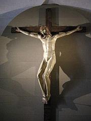 Crucifix in Santa Maria Novella