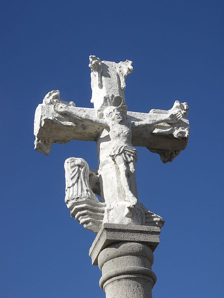 Croix de Domprel, Doubs, France