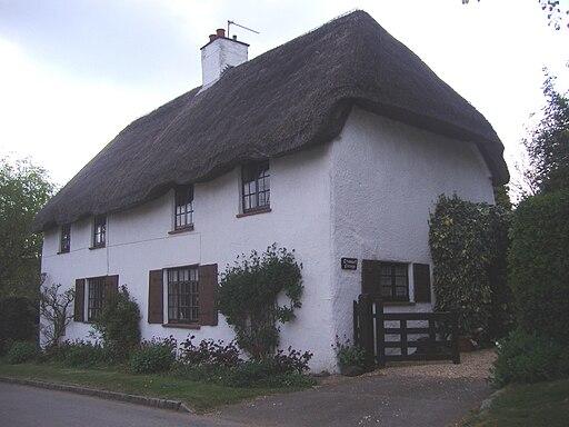 Cromwell Cottage, Naseby 20,4,2007