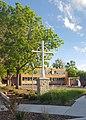 Cross at Most Precious Blood Catholic Church in Denver Colorado.jpg