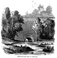 Croton Aqueduct - Harper's 1860 - Bridge over Mill River at Tarrytown.jpg