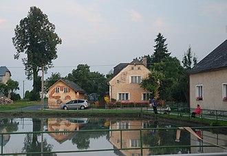Ctiboř (Tachov District) - Image: Ctiboř okres Tachov 10